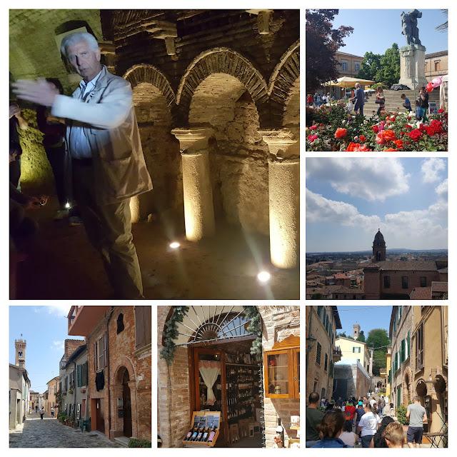 Tra le vie di Borgo Santarcangelo