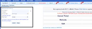 irctc pe ticket book kare online full process