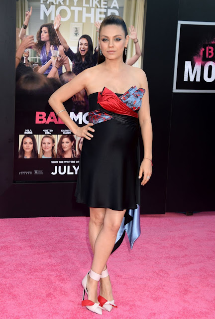 Mila Kunis – 'Bad Moms' Premiere in Los Angeles