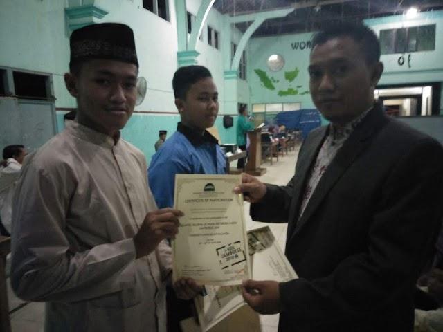 Tausyiah Perpulangan Santri Liburan Semester Genap Tapel 2017/2018