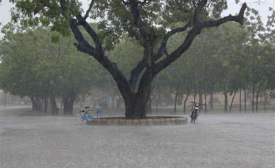 Meteo Agency warns of thunderstorm nationwide
