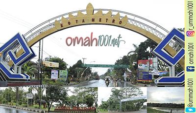 Wajah Kota Metro, Omah1001