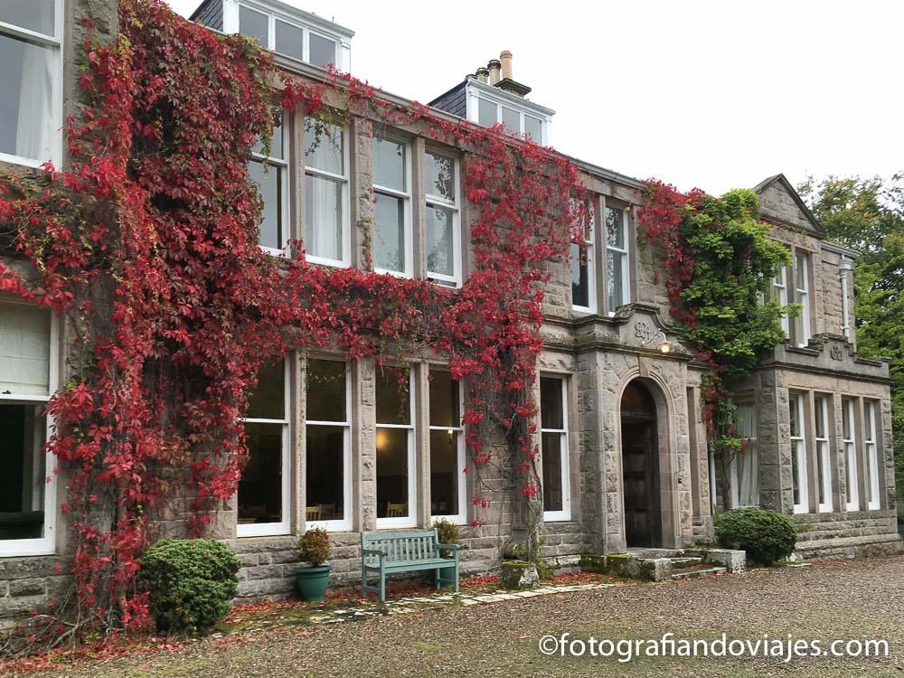 Hotel Argyle House en Elgin