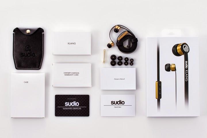 b5af94aaff6 Sudio Earphones - Fashion and Technology Unite | Stylish By Nature ...