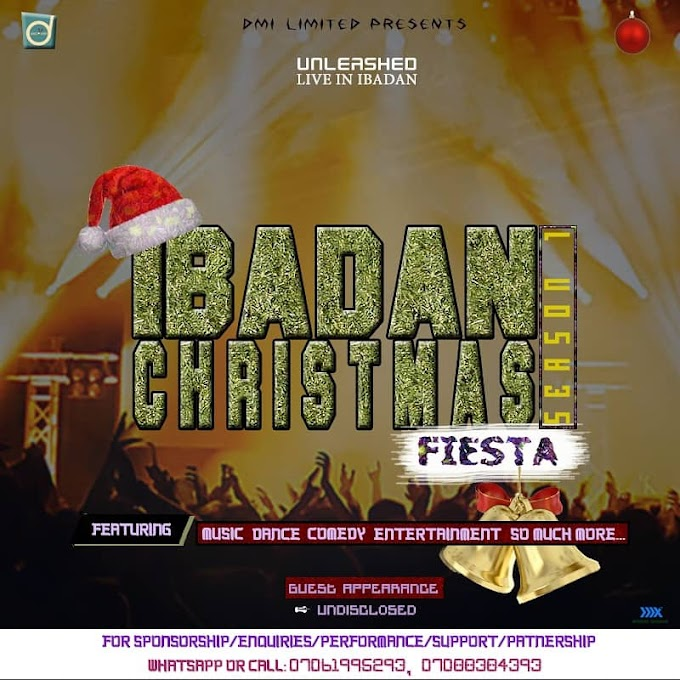 THE IBADAN CHRISTMAS FIESTA 2018