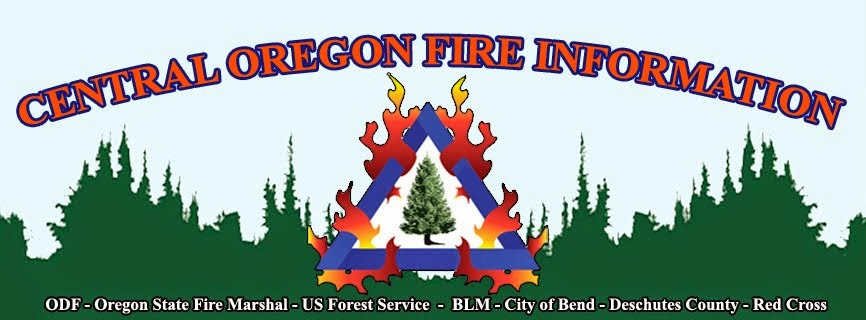 Central OR Fire Info