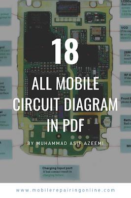 18 all mobile circuit diagram in PDF