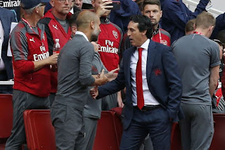 REVEALED: Unai Emery's Cunning Pitch Move Against Man City