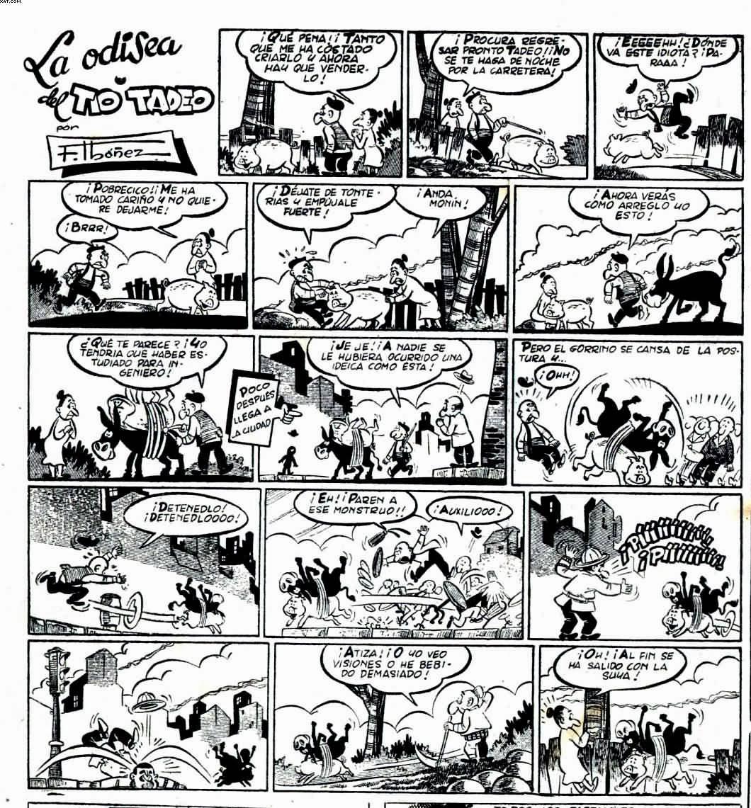 La Odisea del Tío Tadeo, La Risa 2ª nº 90
