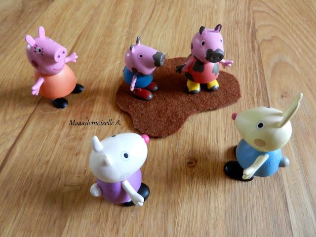 || La salle de classe de Peppa Pig (Présentation & Avis)