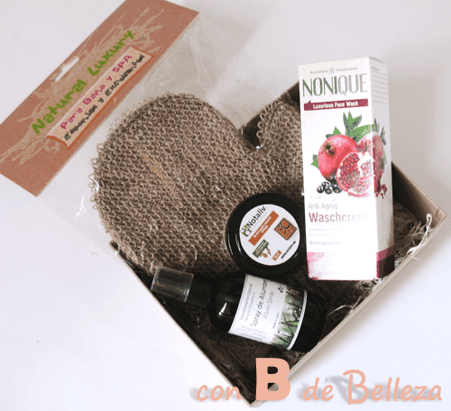 Essentiabox Abril 2015