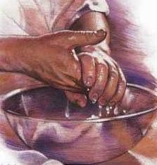 Resultado de imagem para pilatos lavando as mãos