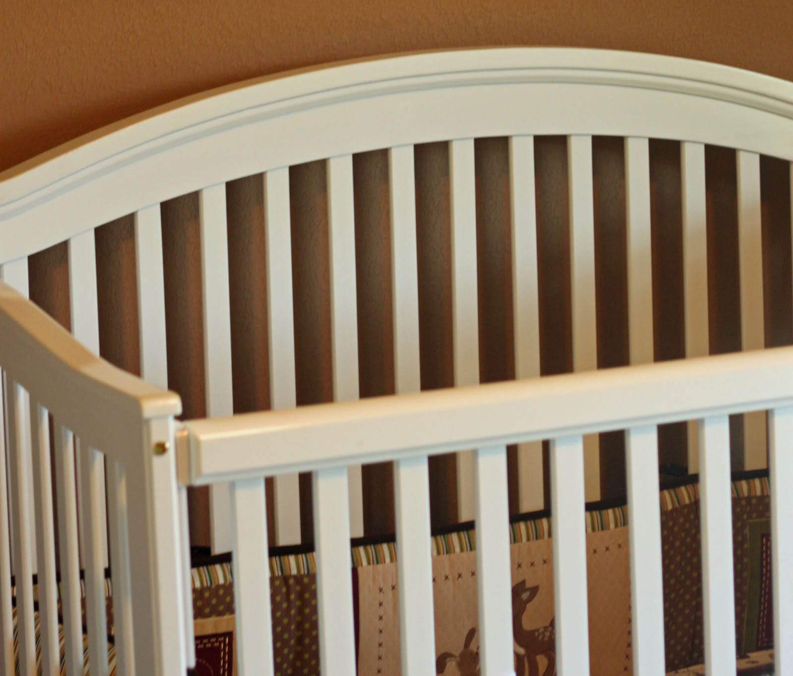 Life With The Bauer Bunch: The Crib