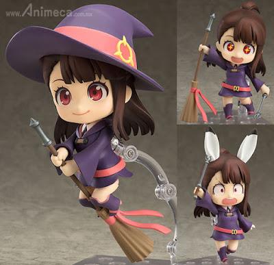 Figura Atsuko Kagari Nendoroid Little Witch Academia