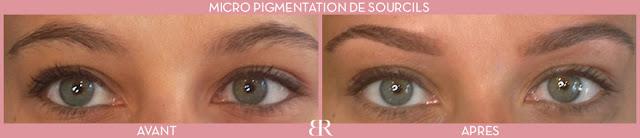 De Maquillages Blog Beaute J Ai Teste La Micro Pigmentation Des