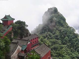 Montanha de Wudang