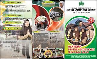 SMP MT MAMBEN Siap Terima Siswa Baru Tahun Pelajaran 2018/2019