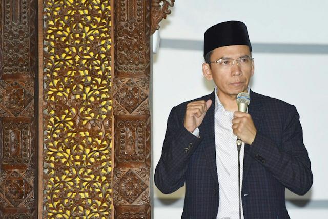 Alumni Al-Azhar Sebut TGB Tepat Memimpin Indonesia