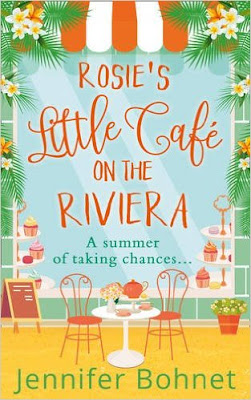French Village Diaries book review Rosie's Little Café on the Riviera Jennifer Bohnet