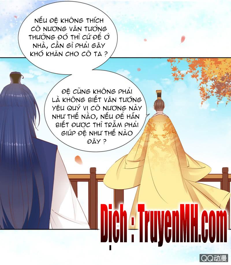 Solo Đi Vương Gia chap 13 - Trang 4