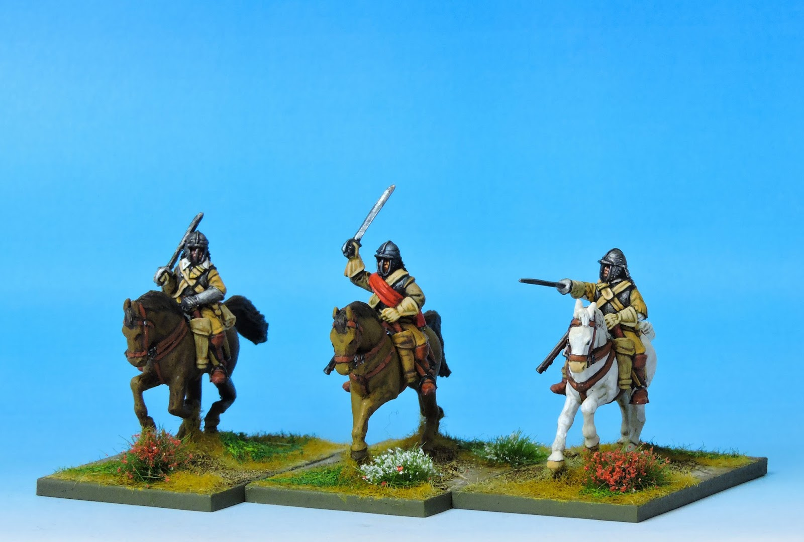 New product news from Warfare Miniatures | The League of Augsburg