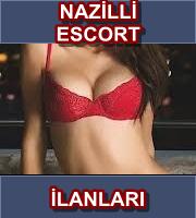 Nazilli türbanlı escort