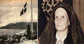 Θα μηνύσετε και την Κυρά της Ρω μετά θάνατον επειδή ύψωνε την ελληνική σημαία και μας έθετε σε κίνδυνο κύριοι της κυβέρνησης;