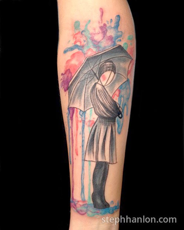best tattoo design, Van Gogh