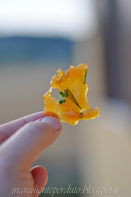 croccante cipolla-ingrediente perduto