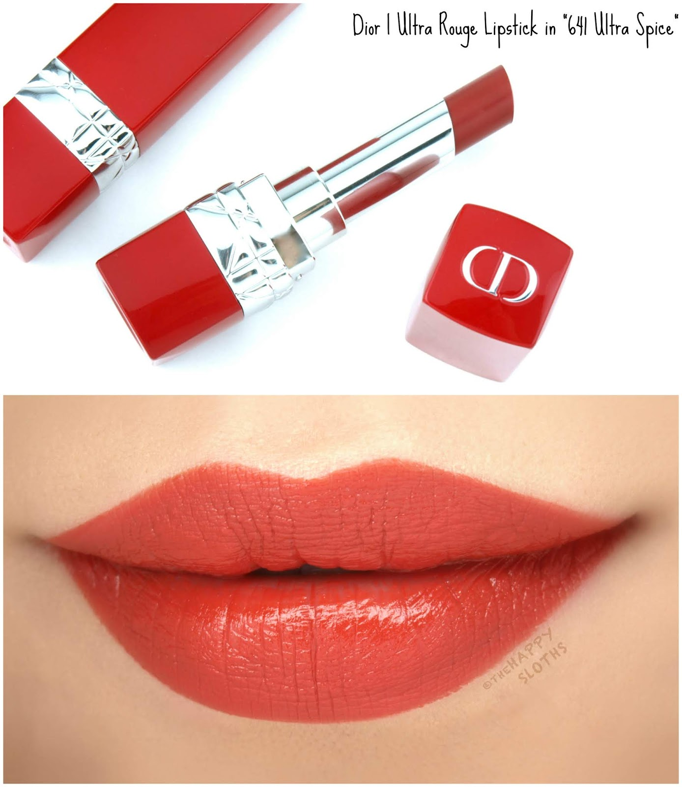 30880f54 Dior | Rouge Dior Ultra Rouge Lipstick & Ink Lip Liner: Review and ...