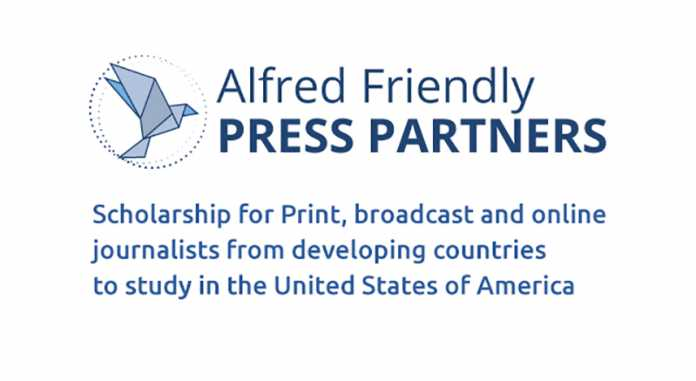 Alfred Friendly Press Partners Fellowships Fund