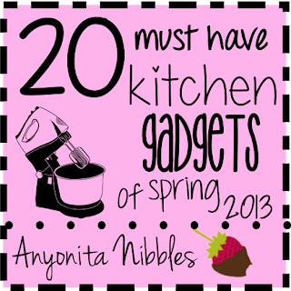 20 must have kitchen gadgets of spring 2013 roundup