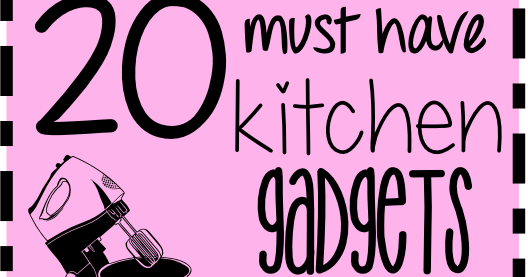 Kitchen Gadgets Recipes