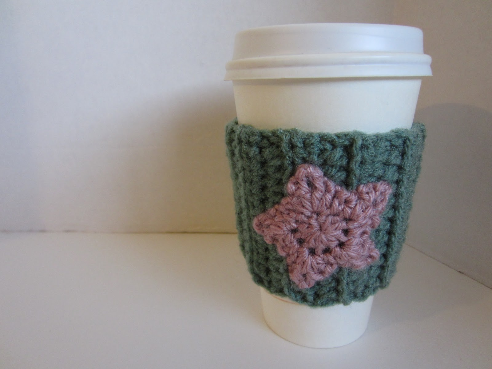 Crochet Every Day: Coffee Cup Cozy Pattern