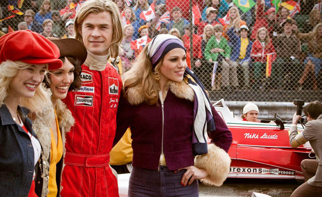 Rush Movie Film Trailer 2013 - Sinopsis | loveheaven07