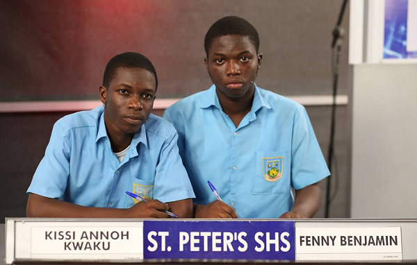 #NSMQ2018: St Peter's wins National Science and Maths Quiz 2018