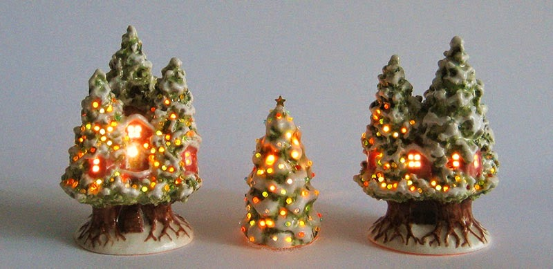 Good Sam Showcase Of Miniatures: Happy Holidays From The