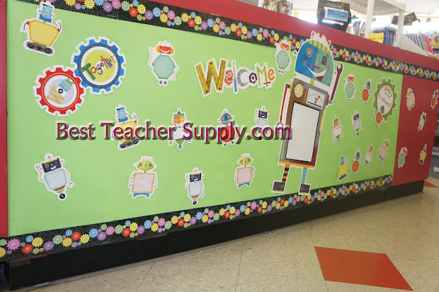 Teacher Supply & Toys January 2013