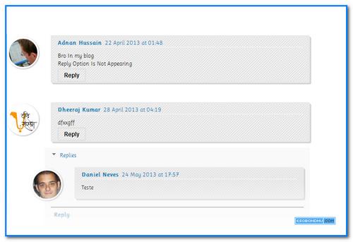 ব্লগস্পট ব্লগের কমেন্ট বক্সে যুক্ত করুন নতুন CSS স্টাইল !!