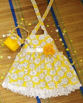 Sewing Patterns for Girls Dresses and Skirts: July 2011