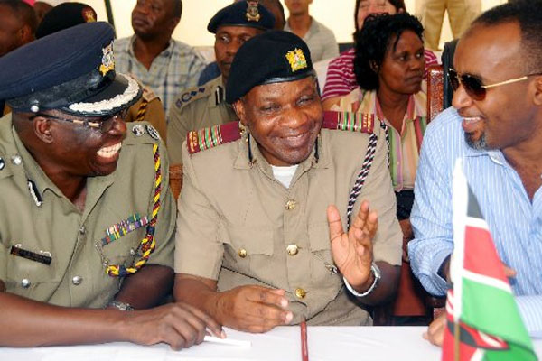 Decision Times Why Mombasa Police Bosses Can T Stop