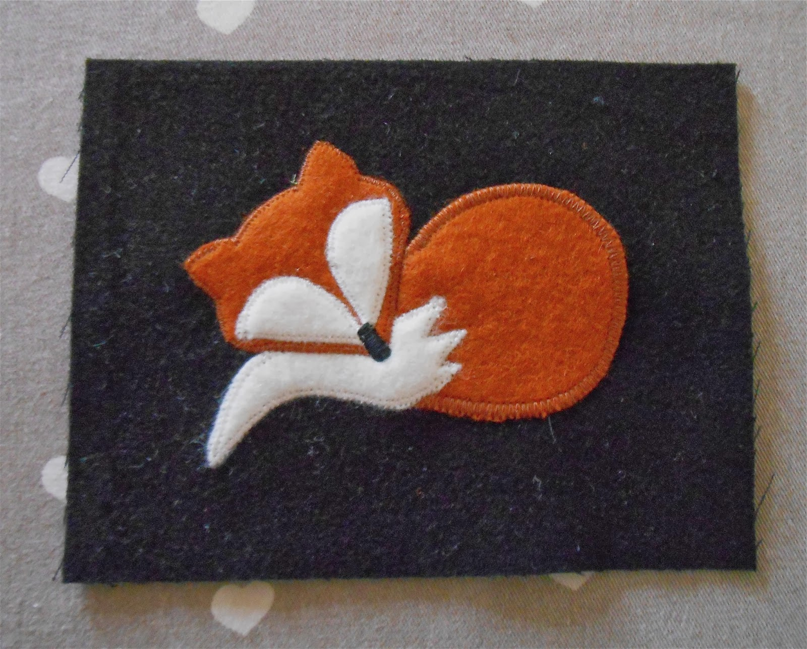 Handmade By Eva Rose Fox Coin Purse Tutorial With Felt