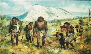 Períodos Históricos, Pré-História (Paleolítico, Mesolítico, Neolítico)