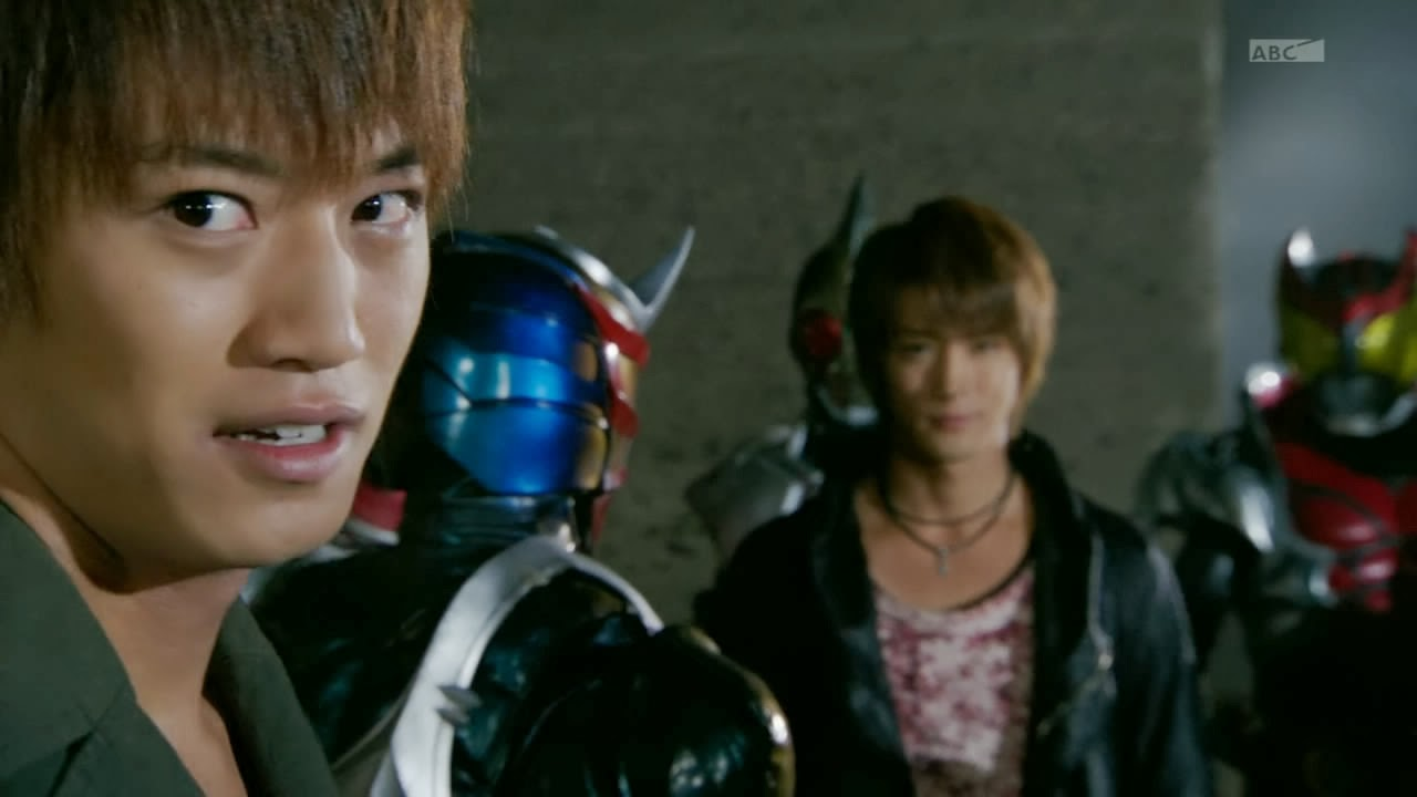 The center of anime and toku: Kamen Rider Wizard 53 – A