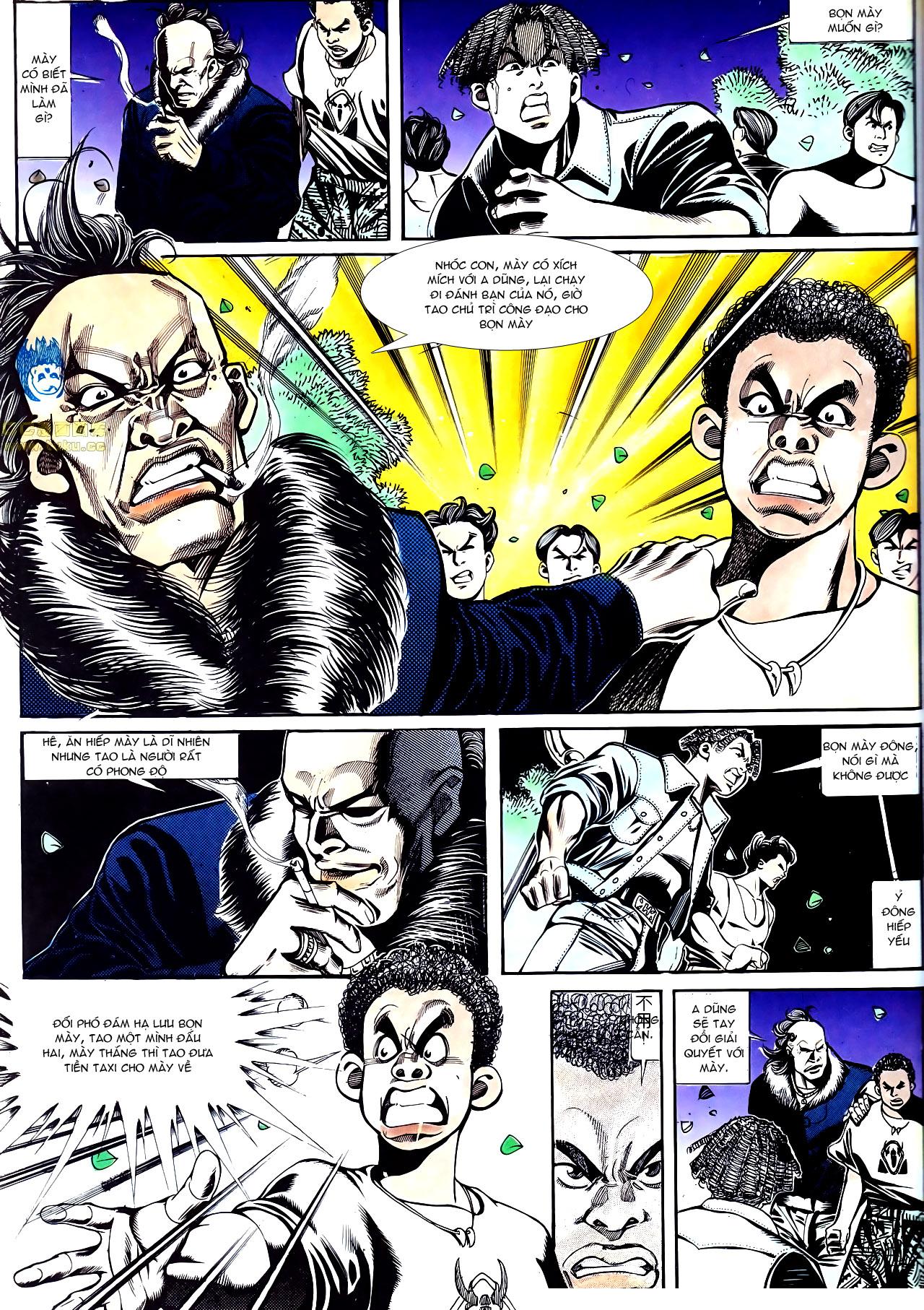 Người Trong Giang Hồ chapter 150: ai không yêu anh hùng trang 25