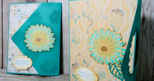 Peek a Boo Flap Video Fancy Fold blog Hop