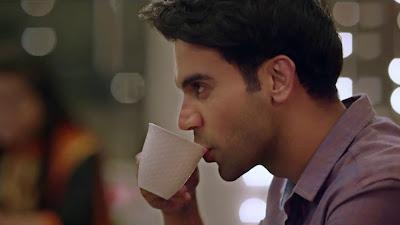 Rajkummar Rao Drink Coffee HD Picture Of Shaadi Mein Zaroor Aana