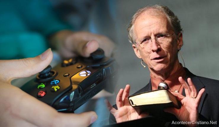 Adicción al entretenimiento de los videosjuegos