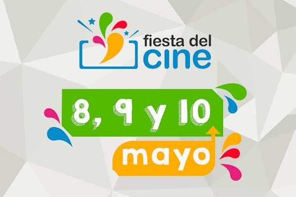 Anuncio de la Fiesta del Cine