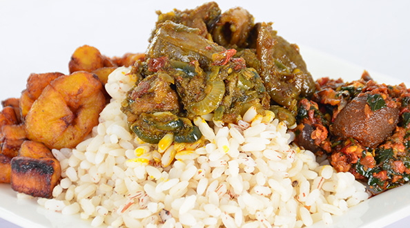 ofada rice diabetes